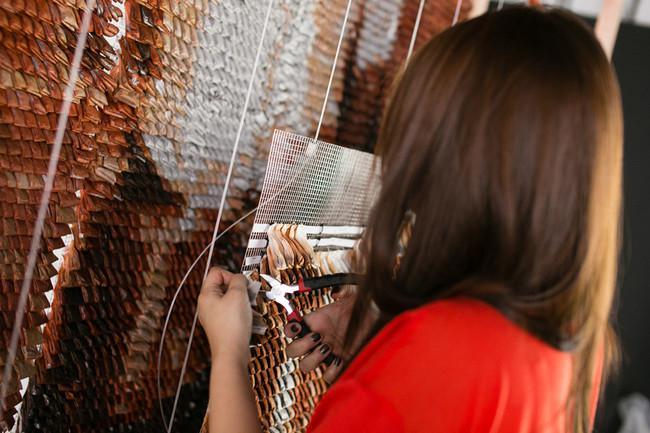 Kā tapa scaronis viss Vispirms... Autors: kaķūns Tējmaisiņi rāmī jeb 50 shades of brown