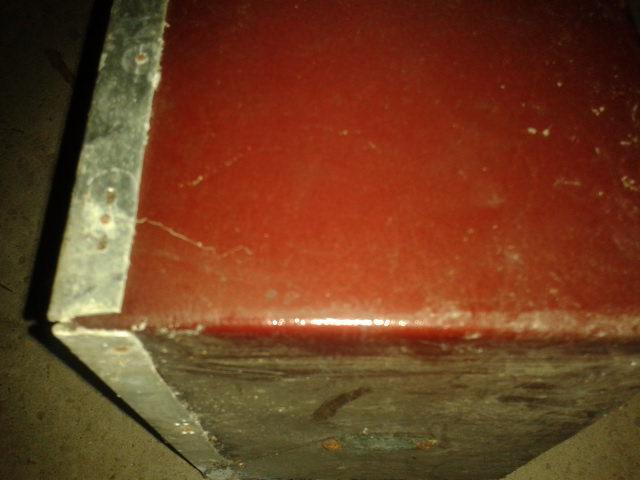 Apkārt dermantīns Autors: Naiklavs Tumbiņas atjaunošana