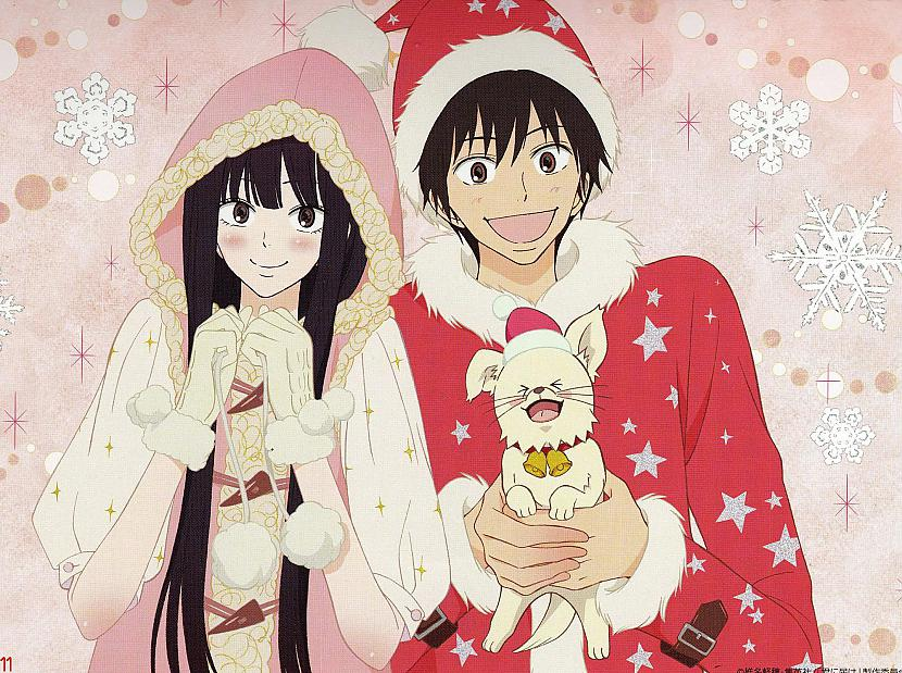 Kimi Ni TodokeAnime stāsta par... Autors: Fosilija School Life,Romance and Comedy Anime List.