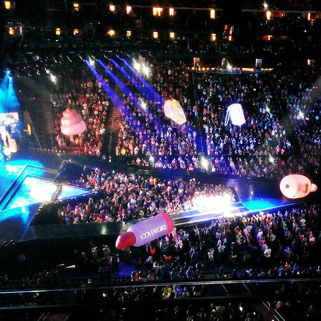 Autors: viljamsruncis Katy Perry Prismatic Worldtour