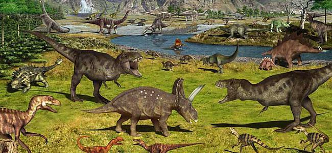 Pirmie dinozauri kas parādijās... Autors: Kapteinis Cerība Fakti par Dinozauriem 2. daļa.