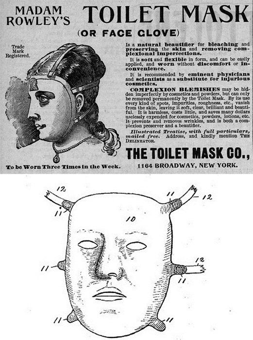 Sejas maska  maska spēcīgi... Autors: Lords Lanselots Ko tik tie cilvēki neizgudro!!!