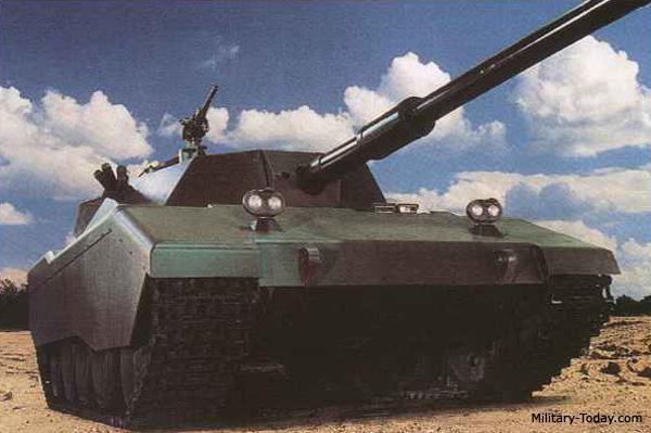 nbsp nbspRunājot par... Autors: Mao Meow Jaguar – ASV un Ķīnas kopīgi uzbūvētais tanks!