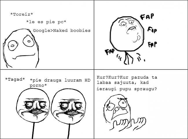 Autors: lietojošais Kaut kas no komiksiem
