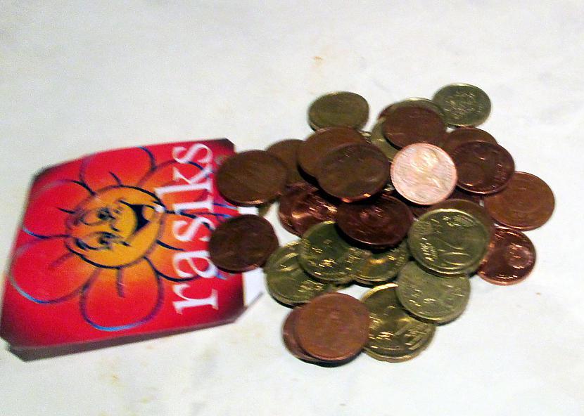 Autors: rasiks FS monētu sauja