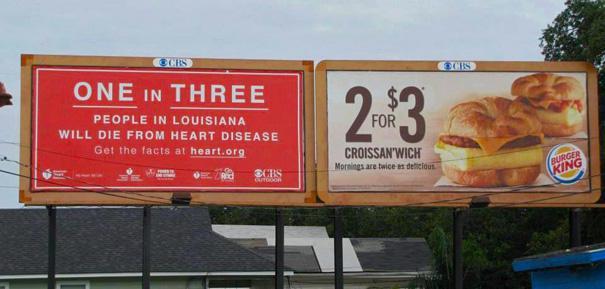 Autors: Fosilija Top 20 sliktākās reklāmu izvietošanas.