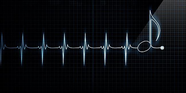 Tavs sirdsdarbības ritms... Autors: Prāta Darbnīca Fakti par to, kā mūzika ietekmē tavas smadzenes