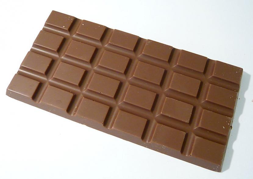 Scaronokolāde ir bīstama... Autors: REDĪSS 15 Saldi Fakti Par Saldumiem
