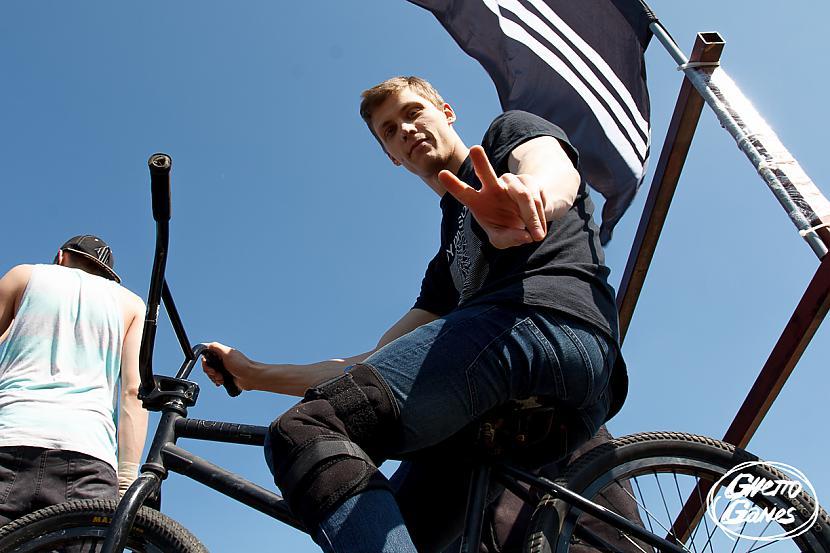 Jēkabpils jauniescaronu diena Autors: Fosilija Jēkabpils jauniešu diena