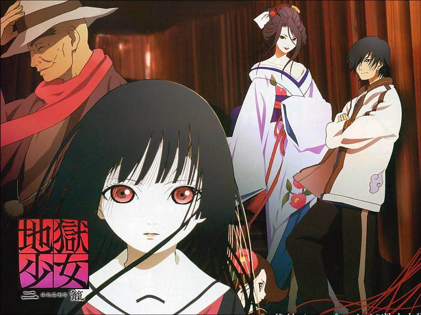 Jigoku Shoujo jeb Hell... Autors: noodle anime TOP