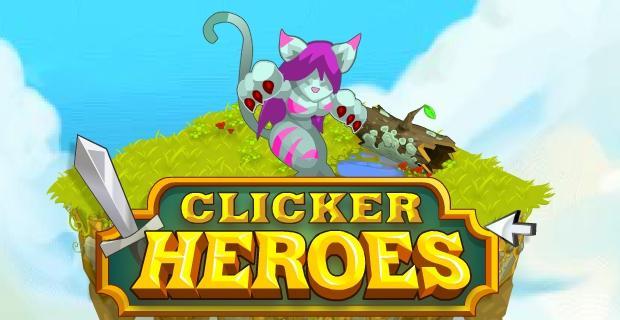 Autors: ViesiitsN Clicker heroes is way too intenc