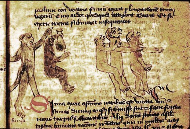 Pirmās liecības saistībā ar... Autors: Fosilija Saki, urīns labs?! - Nu paprovē! 4000 gadu p.m.ē.