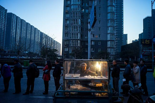 Yanjiao viena no Pekinas... Autors: sancisj Jaunā Ķīnas megapilsēta. 130 miljoni iedzīvotāju!