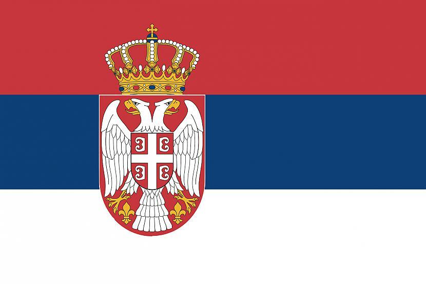 13vieta ir Serbija bet Pasaulē... Autors: Fosilija TOP 20 nemierīgākās Eiropas valstis (2015)