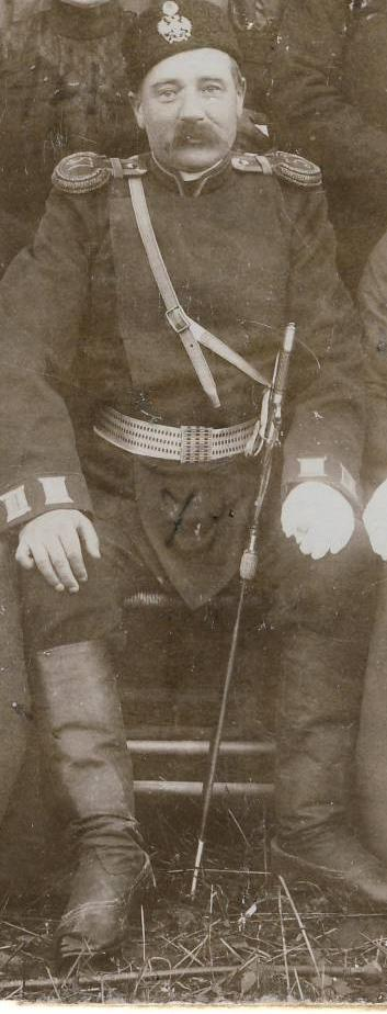 Cara Armijas pulkvedisSaldus... Autors: Boleslavs89 Saldus Miertiesnesis Jānis Nusbergs.