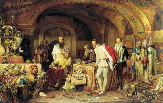 Krievijas cars Ivans IVIvanam... Autors: sancisj TOP 10 Jukušie Valdnieki.