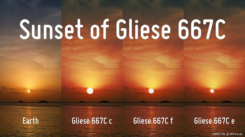 Gliesi 667 Cc atklāja 2011... Autors: Karaliene Lilī Super zeme - Gliese 667Cc