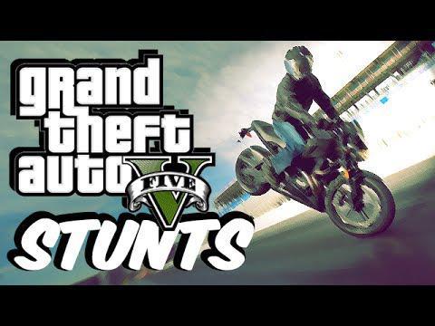 GTA 5 Online  BIKE 4 STUNT... Autors: alexhexvans Gta 5 online - bike 4 stunt! [latvia]