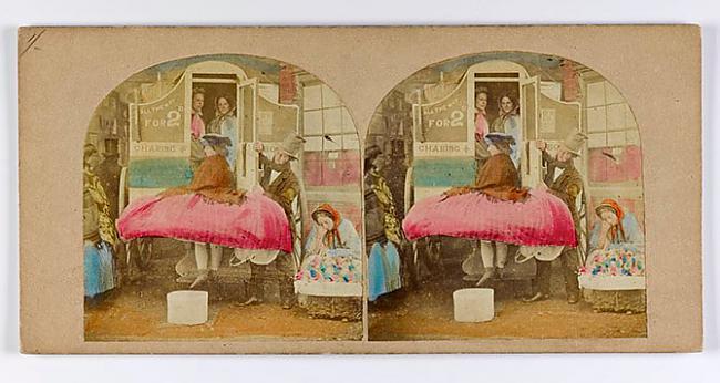 Autors: ieva5 Krinolīni - Viktorijas laikmeta ekstremālā mode