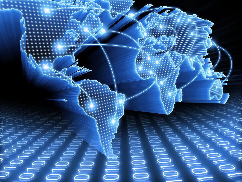 Katru dienu tiek uzlauztas... Autors: Mestrs Pletenbergs Fakti par internetu.