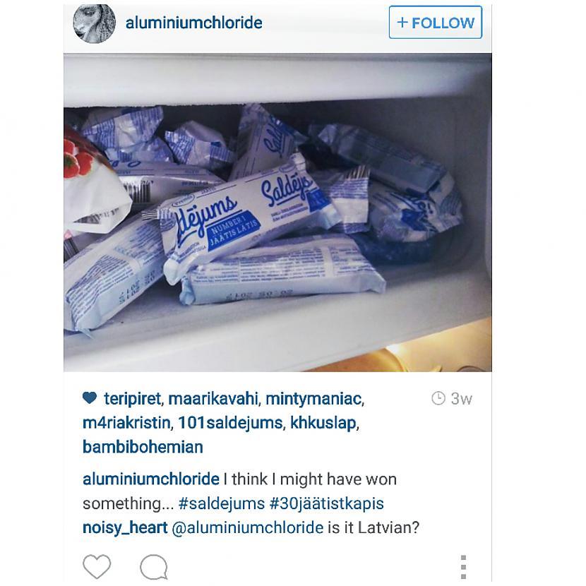"""Vēlviens Igaunijas iedzīvotājs... Autors: ghost07 Igauņi masveidā izpērk ar latvisko nosaukumu """"Saldējums"""" gatavoto saldējumu"""