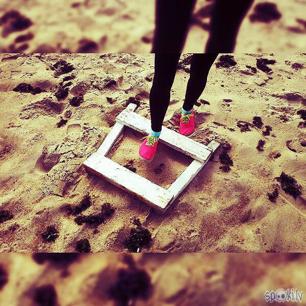 "Ierāmē mani Autors: blueye Skats caur LG G3 S (""Gold day by the sea"" edition)"