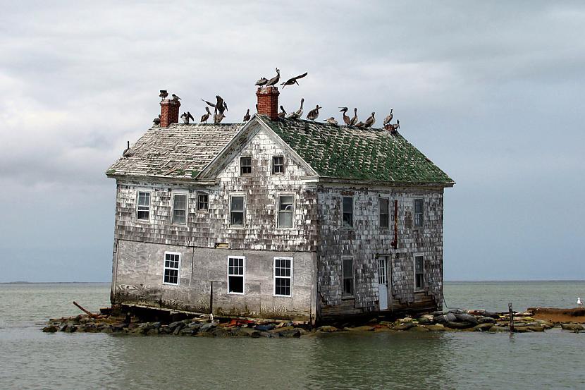 Hollandes salas pamestā māja... Autors: im mad cuz u bad Elpu aizraujošas vietas uz Zemes
