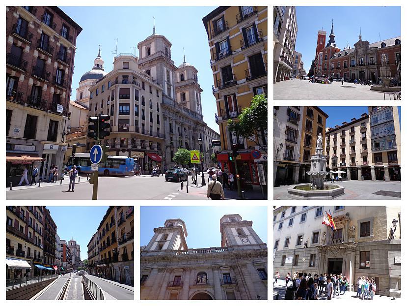 Svētā Izidora baznīca līdz... Autors: Pēteris Vēciņš Vecā labā Madride. Spānijas citadele Madride 1. daļa.