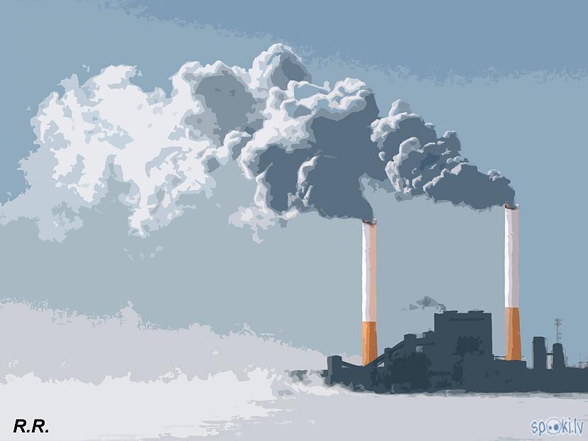Ideja  Es pats esmu smēķētājs... Autors: Lainto007 Mani darbi 1