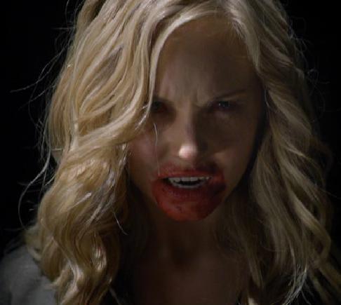 The Vampire Diaries Caroline Autors: Gufija Vampires 2