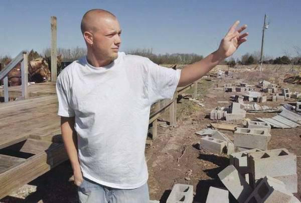 2006 gada 12 marta Fordlandā... Autors: twist Šie cilvēki apmānīja nāvi!