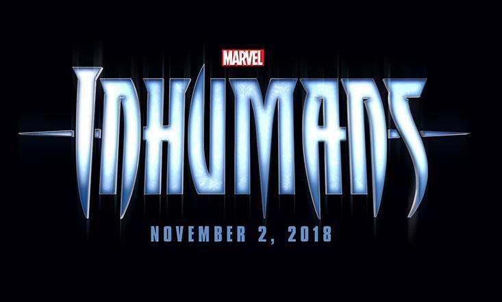 Autors: Anete Morozova Marvel Inhumans
