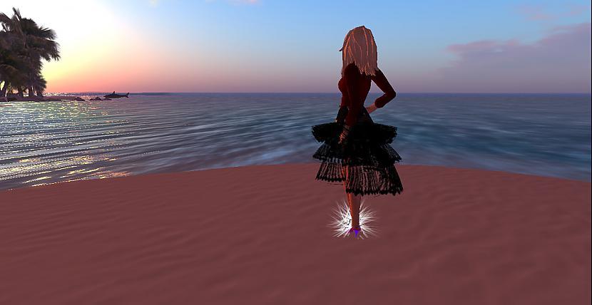 Saule jūra debess un vējscaron... Autors: Fosilija Jūras meitenes sāga-2