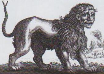 Austrumu bērniBūtne ar lauvas... Autors: Bitchere Dieviete un Dēmons