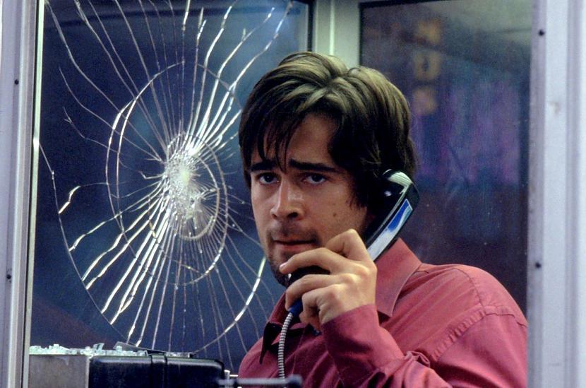 Phone Booth 2002Viens telefona... Autors: ezkins Neliels ekskurss detektīvfilmu lauciņā...