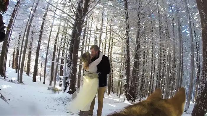 Mūsdienās kāzas nav lēts... Autors: matilde Suņa veidots kāzu video - IR JĀREDZ!