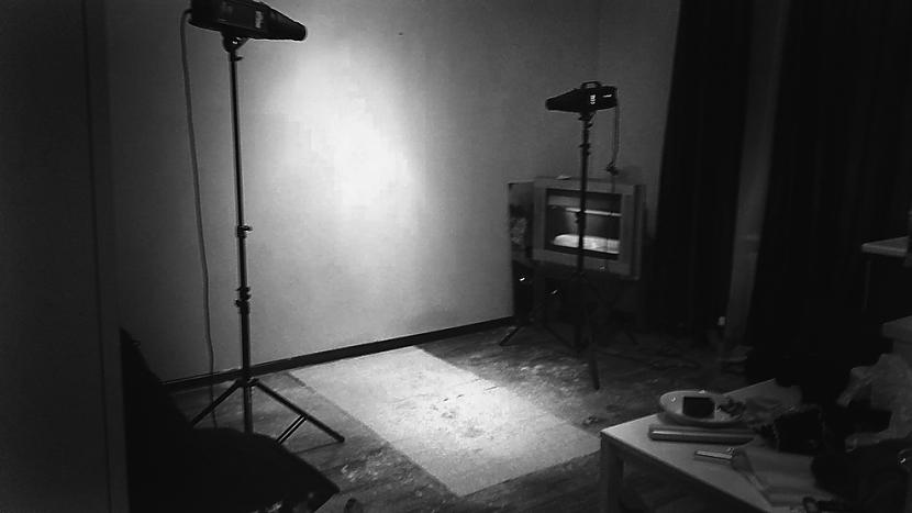Scaronādi izskatijās telpa un... Autors: laantre Photo