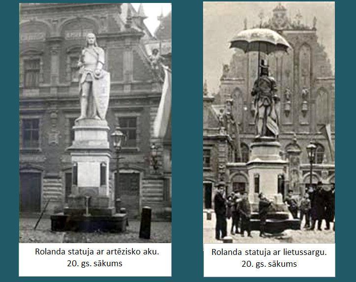 Bildes ir no Rīgas vēstures un... Autors: rasiks Par Rolandiem