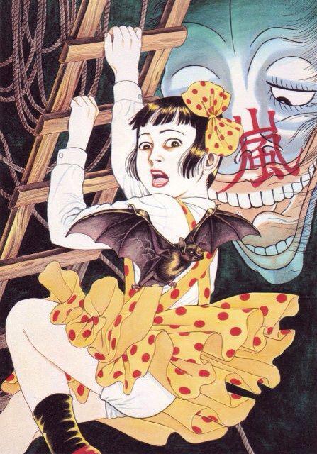 Filma ir balstīta no mangas un... Autors: Jua Midori: Shoujo Tsubaki
