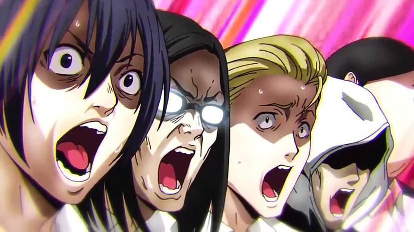 Neuzskati sevi par dīvainu... Autors: Piena paka Iemesli, lai sāktu skatīties anime!