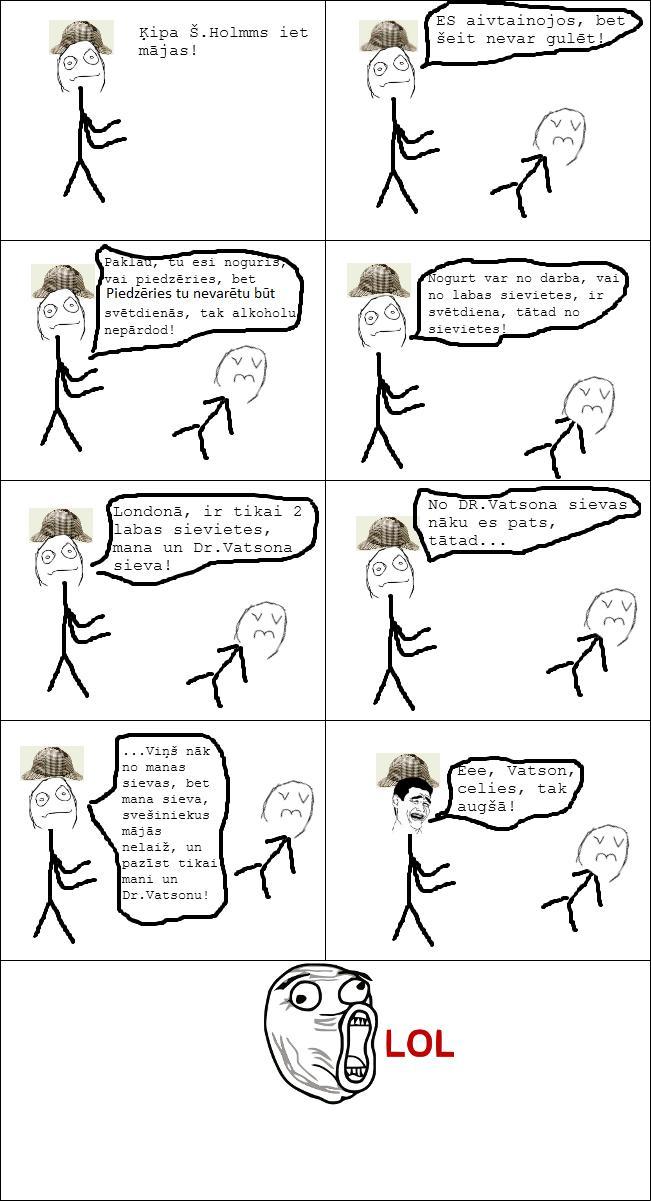 Autors: Agresīvais hakeris Anekdotes pārvērstas komiksos 4 (Paštaisīts) Atgriešanās!