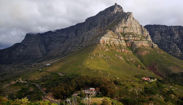 4vieta  Table mountain... Autors: AreYouFuckingKiddingMe Top 5 skaistākie kalni