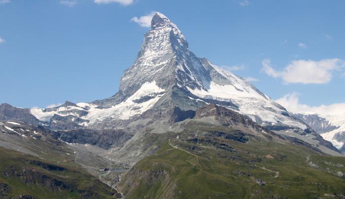 1vieta zeltsnbsp Matterhorn... Autors: AreYouFuckingKiddingMe Top 5 skaistākie kalni