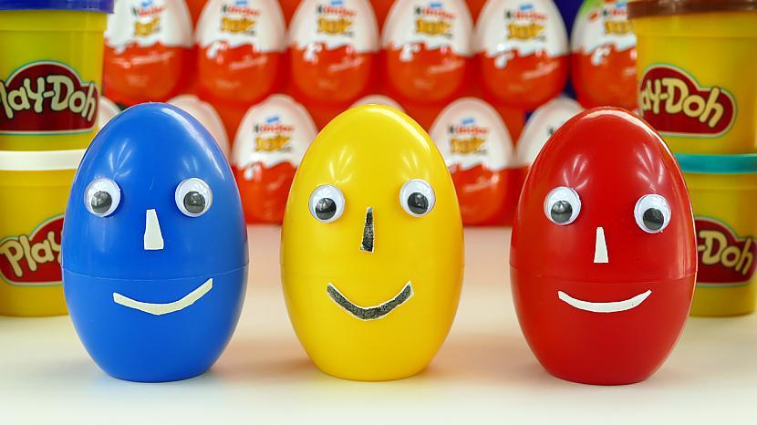 Autors: tuktak Smaidīgās olas