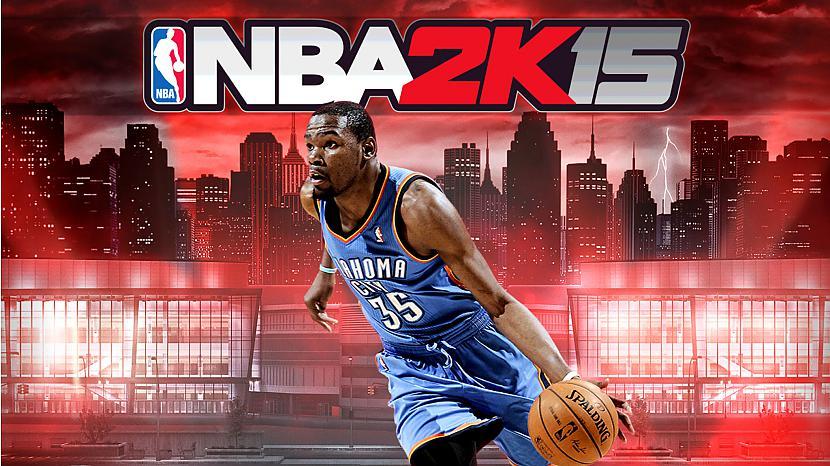NBA 2k15NBA 2k15 iznāca... Autors: Fosilija Populārākās spēles 21.gadsimta jauniešu vidū #2