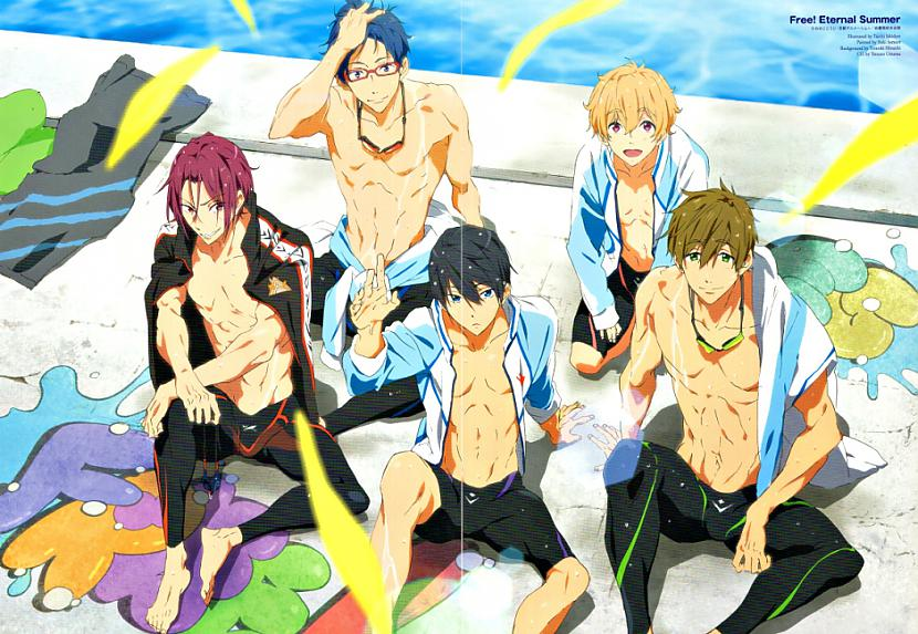 Freeepizodes25žandriDrāma... Autors: pichu200 Mans top 20 anime