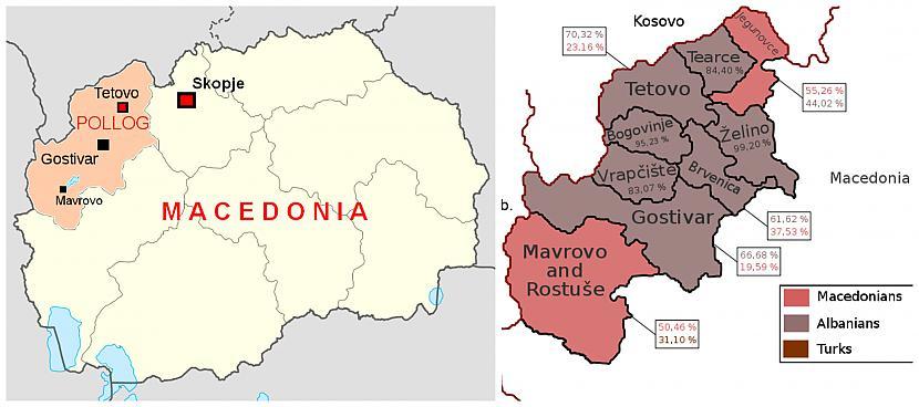 Viena no Pologas īpatnībām ir... Autors: Pēteris Vēciņš Albāņu Maķedonija, Pologa (Maķedonijas ceļojuma 2. daļa).