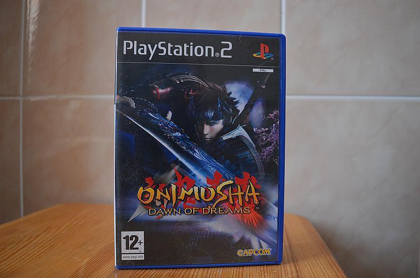 Onimusha Dawn Of Dreams Autors: Hank Moody Mana spēļu kolekcija! PS2