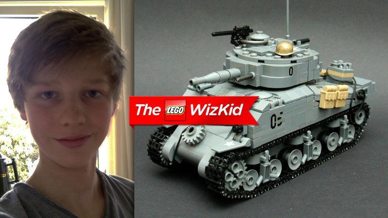 Autors: pyrathe Lego brīnumbērns no Holandes.
