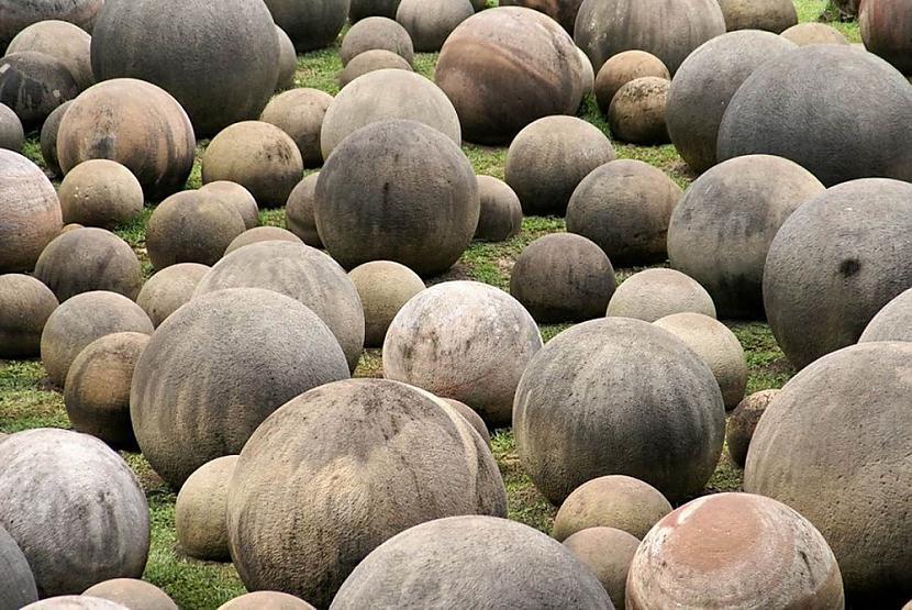 Kostarikas gigantiskās akmens... Autors: sfinksa Neizskaidrojamais mums apkārt..